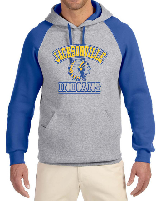 Jacksonville Pullover Hoodie Jacket (Adult)