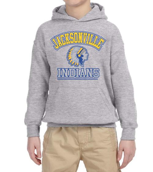 Jacksonville Pullover Hoodie Jacket (Youth)