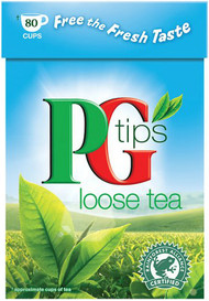 PG Tips Loose Tea 250g