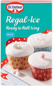 Dr Oetker Ready to Roll Regal Icing (White) 1Kg