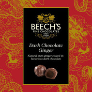 Beech's Dark Chocolate Ginger 100g