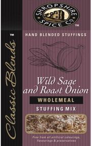 Shropshire Spice Co. Wild Sage & Roast Onion Stuffing Mix 150g