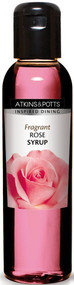 Atkins & Potts Rose Syrup 200g