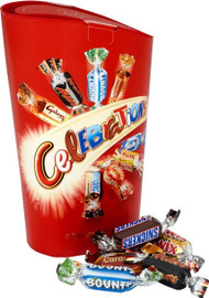 Mars Celebrations Large Carton  380g