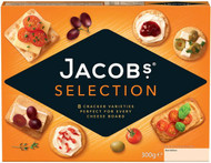 Jacobs Biscuits For Cheese 300g
