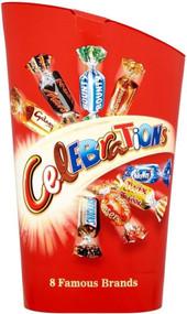 Mars Celebrations 245g