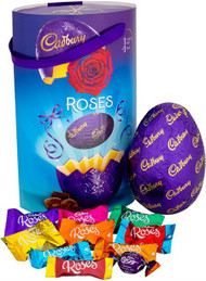 Roses Thoughtful Gesture Large Egg 300g