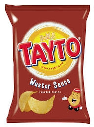 Tayto Wuster Sauce 8 Pack