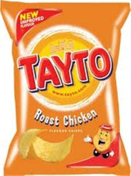 Tayto Roast Chicken 32.5g