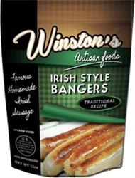 Winston Pork Sausage 12oz