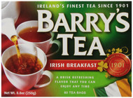 Barrys Breakfast Tea 80 Pack