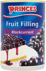 Princes Blackcurrant Fruit Filling 410g
