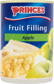 Princes (Hartleys) Fruit Filling - Bramley Apple 395g