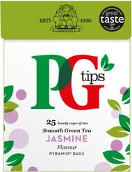 PG Tips Green Tea Jasmine 25 Pack