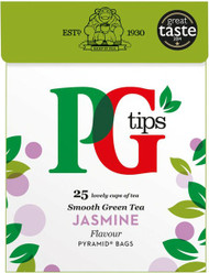 PG Tips Green Tea Jasmine 25 Pack