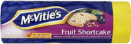 Mc Vities Fruit shortcake 200g
