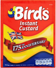 Birds Instant Custard Packet 75g (Best Before Feb 28th 2018)