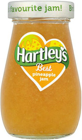 Hartley Best Pineapple Jam 340g