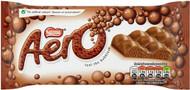 Nestle Aero Milk Chocolate Giant Bar 100g