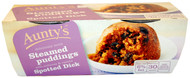 Aunty's Spotted Dick Pudding 2 x 110g