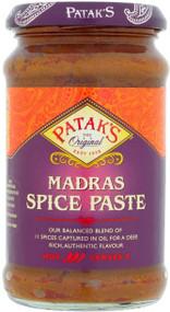 Patak's Madras Curry Paste 283g