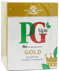 PG Tips Gold Blend 80 Pack