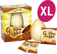 Galaxy Giant Egg with Golden Mini Eggs 520g