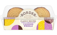 Borders Milk Chocolate Viennese Biscuits 150g