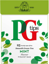 PG Tips Mint Tea 25 Pack