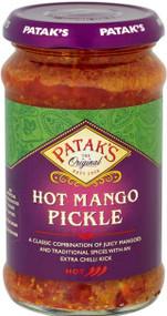 Pataks Hot Mango Pickle 283g