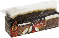 Walkers Iced Fruit Cake 454g (Best Before Jan 31st 2018)