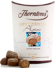 Thorntons Continental Alpini Chocolates Carton 180g