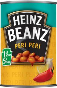 Heinz Peri Peri Beans 390g