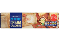Heritage Cream Crackers 300g  (Best Before March 17th 2018)