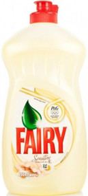 Fairy Washing Up Liquid Chamomile Sensitive 450ml