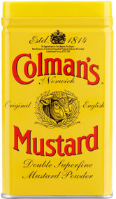 Colmans Mustard Powder Large Tin 454g