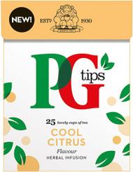PG Fruit & Herbal Tea - Cool Citrus 25 Pack