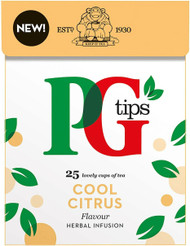 PG Fruit & Herbal Tea - Cool Citrus 25 Pack