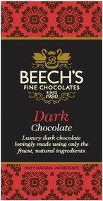 Beechs Union Jack Dark Chocolate Bar 60g