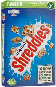 Shreddies 750g (Best Before End Jan 2018)