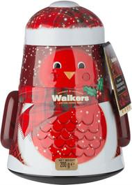 Walkers Rockin Robin Shortbread Tin 200g