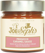 Joe & Sephs Prosecco Pudding Sauce 230g