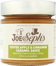 Joe & Sephs Toffee, Apple & Cinnamon Sauce 230g