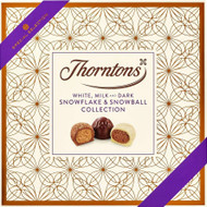 Thorntons Snowflake & Snowball Collection 160g