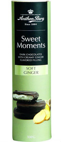Anthon Berg Sweet Moments Softies Ginger 100g