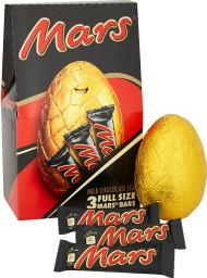 Mars & Friends Luxury Easter Egg 331g