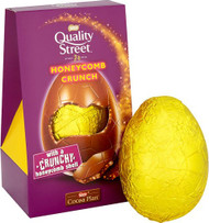 Quality Street Honeycomb Crunch Inclusion Egg 162g