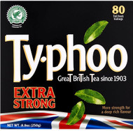 Typhoo Tea Extra Strong 80 Pack
