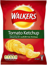 Walkers Tomato Ketchup - 8 Pack