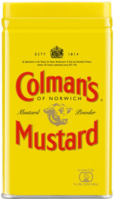 Colman's English Mustard Powder 113g